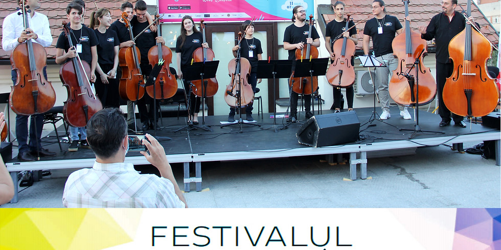 The ICon Arts Transilvania Academy & Festival