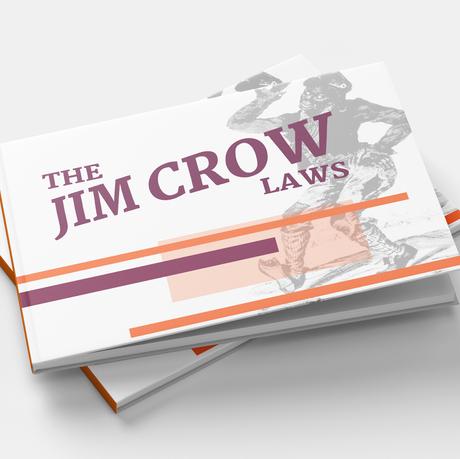 Jim Crow Laws Info Book