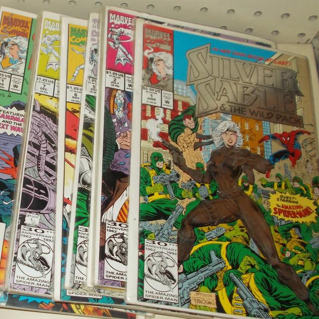 Marvel Comics Complete Set of 35  $75