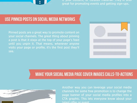 6 Ways to Get More Social Media Traffic to Your Website in 2020 [Infographic]