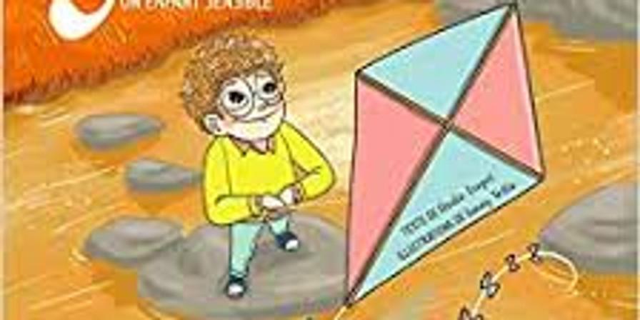 """Lecture animée 4-8 ans """"Ycare un enfant sensible"""""""
