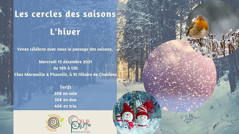 Cercle de saisons - L'hiver - Pays de Retz