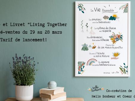 Living Together, notre deuxième co-création