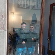 Ludovic et Keenan