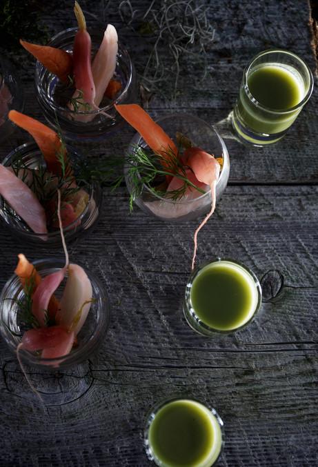 ÉOUM - La Table Verte