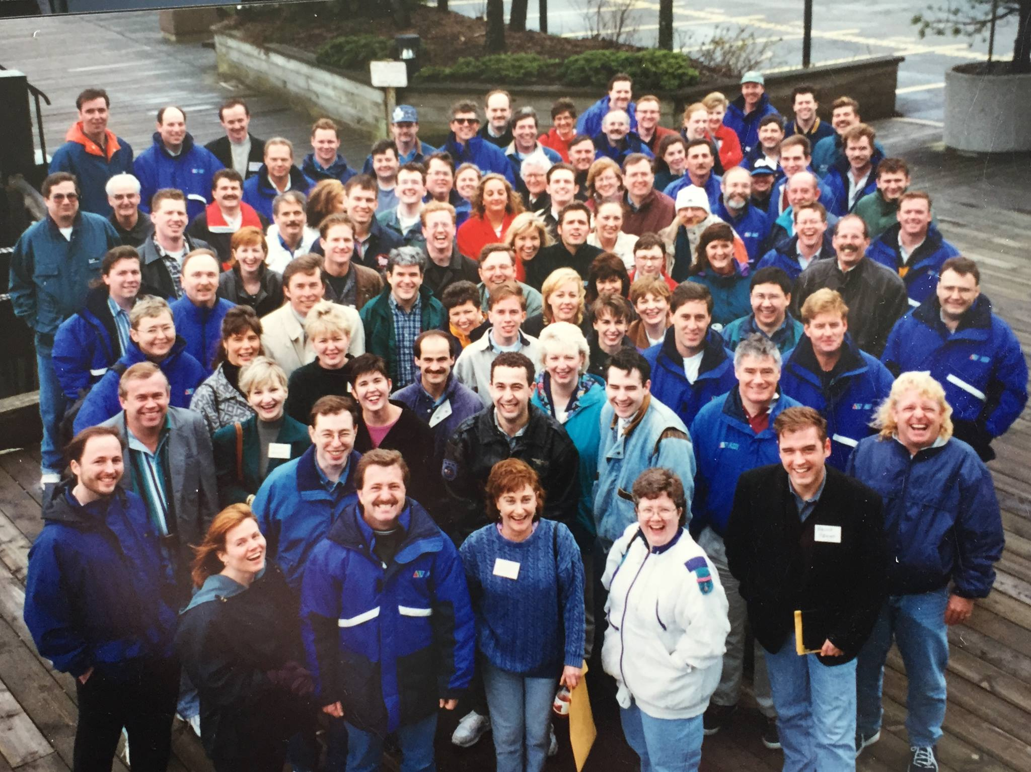 1996 ATV/ASN News Summit in Halifax