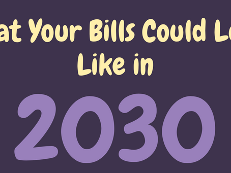 How much will things cost in the future???
