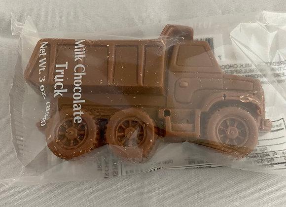 Milk Chocolate Truck