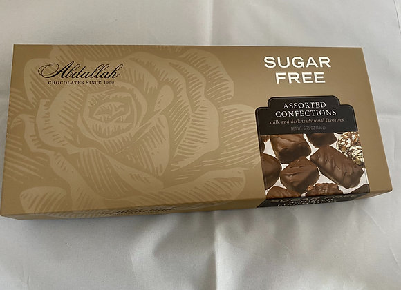 Sugar Free - Assorted Confections