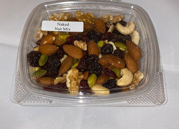 8 oz. Cashews, filberts, almonds, pecans and Brazil nuts