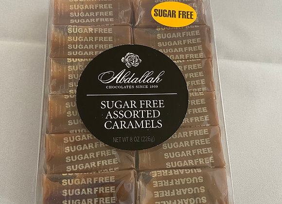 Sugar Free - Assorted Caramels