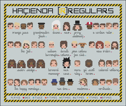 Haçienda (ir)regulars