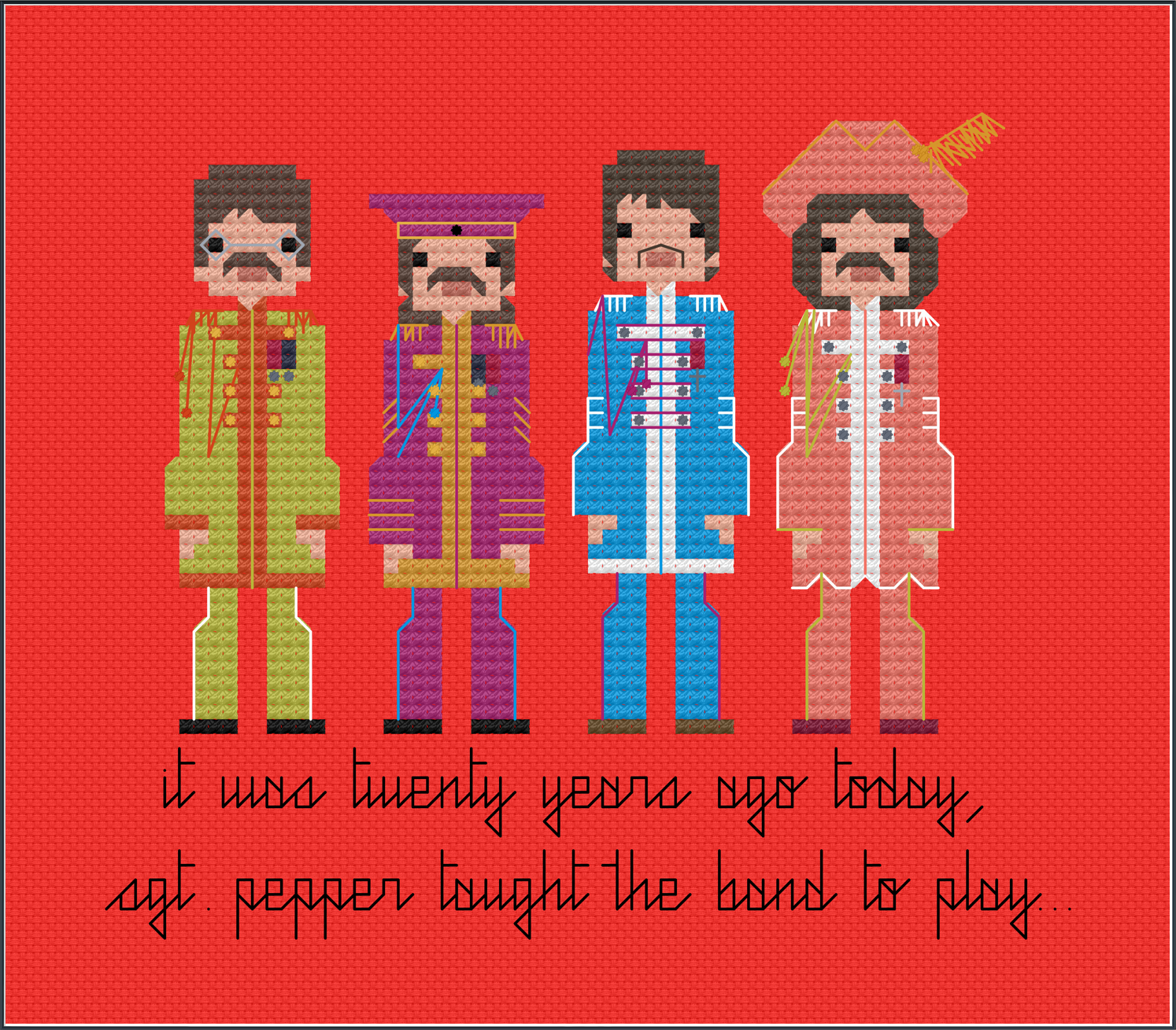 Beatles - Sergeant Pepper
