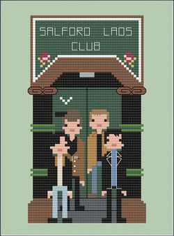 Salford Lads Club Smiths