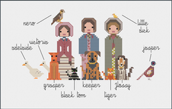 The Brontë Sisters and pets