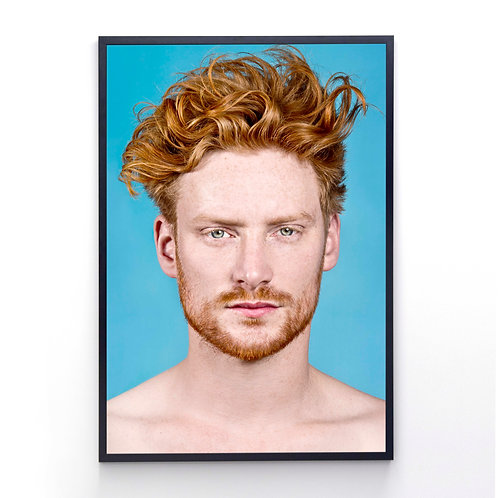 RED HOT 100 POSTER - JEROME