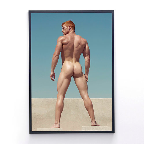 American Boys Poster (Graysen Quinn)