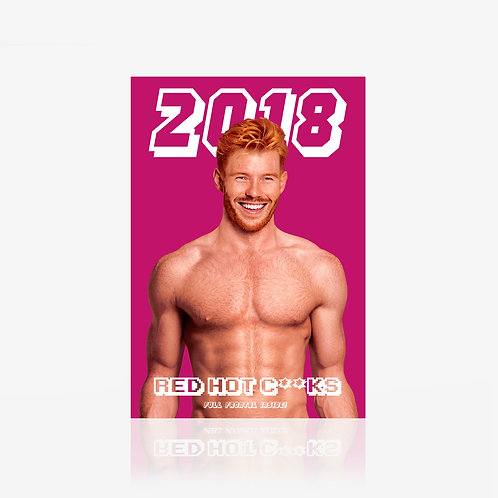 RED HOT C**KS 2018 CALENDAR
