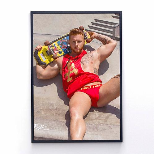 American Boys Poster (Brian Porcello)