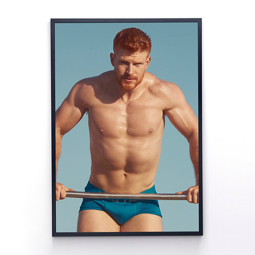 American Boys Poster (Conor Naab)