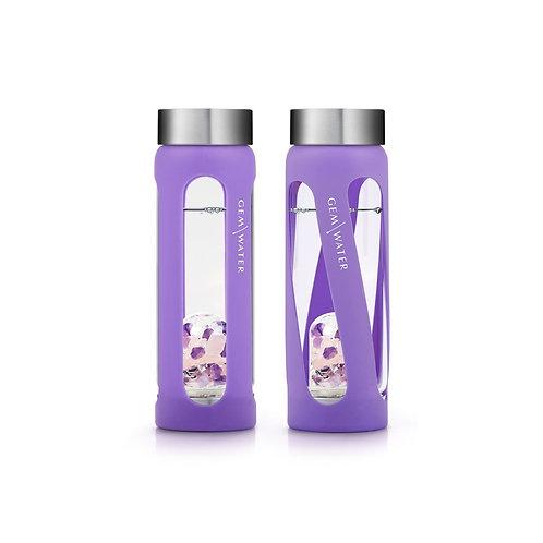 ViA Peek-a-boo Sleeve ~ Purple