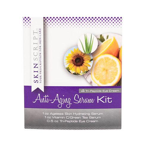 Anti-Aging Serum Kit ~ Cream