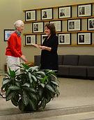 Brenda Sturino receives her Honourable M