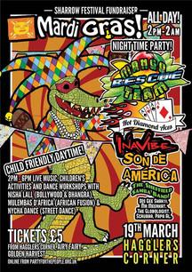 Mardi Gras Workshop