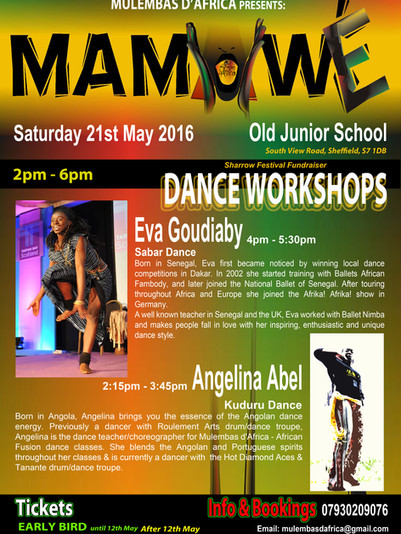 Mamawe Workshop