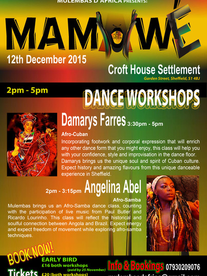Mamawe Workshop