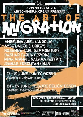 Art of Migration Workshop