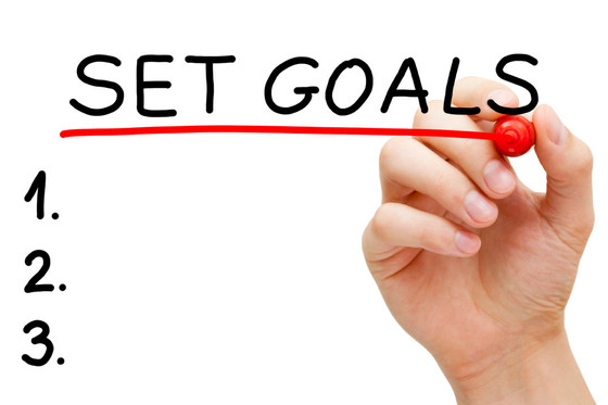 Setting Goals - The secret to progress