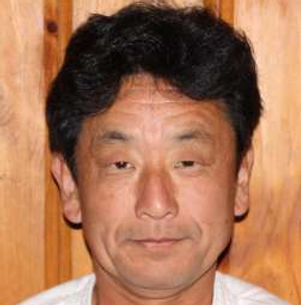 Kyokushin karate Sempai Hiroshi Nakano.j