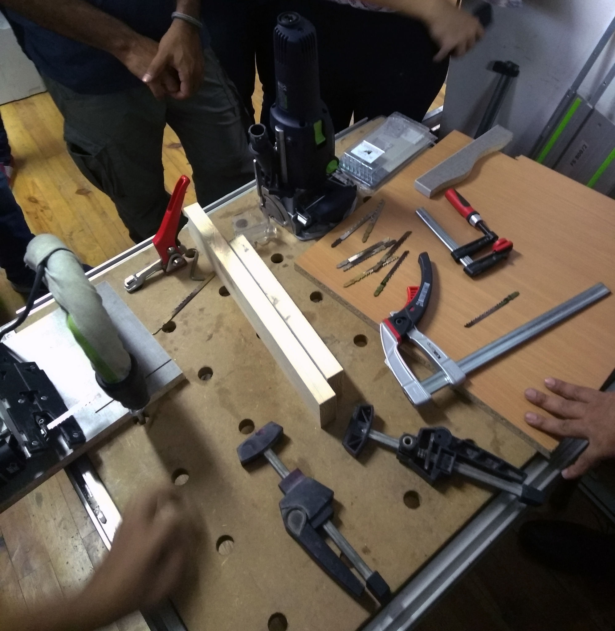 Mumbai Day 2 Industrial Woodworking Machinery Workshop With Caple