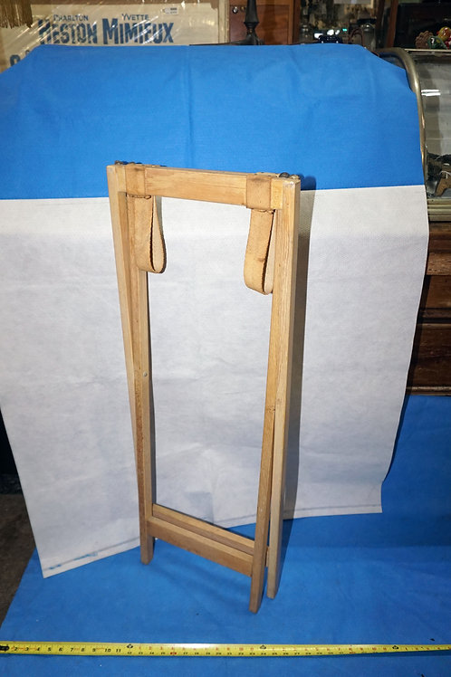 Wooden Serving Stand