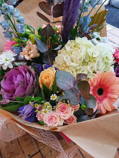 Florist Choice tied bunch