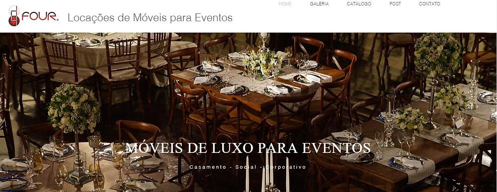 Locação de Móveis para Eventos | Campinas \ SP