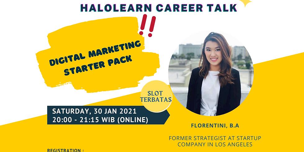 Digital Marketing Starter Pack