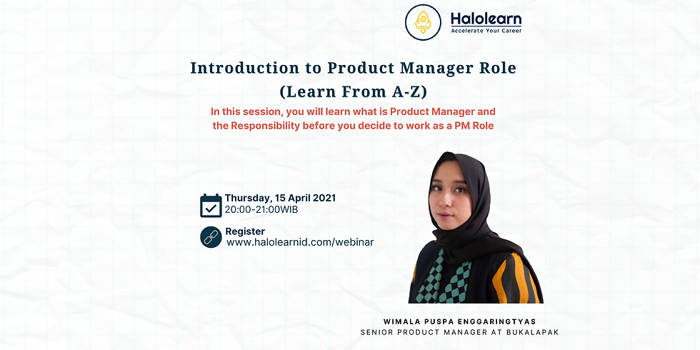 Understand Product Manager Role