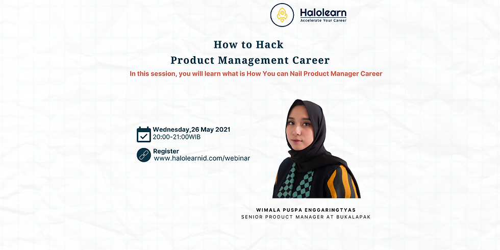 How to Hack Product Management Career