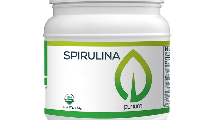 Purium Organic Spirulina