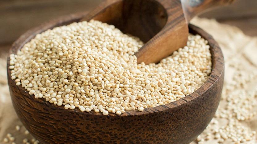 Organic White Quinoa 5LB