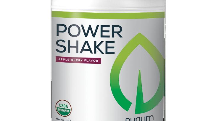 Purium Power Shake Apple Berry Flavor
