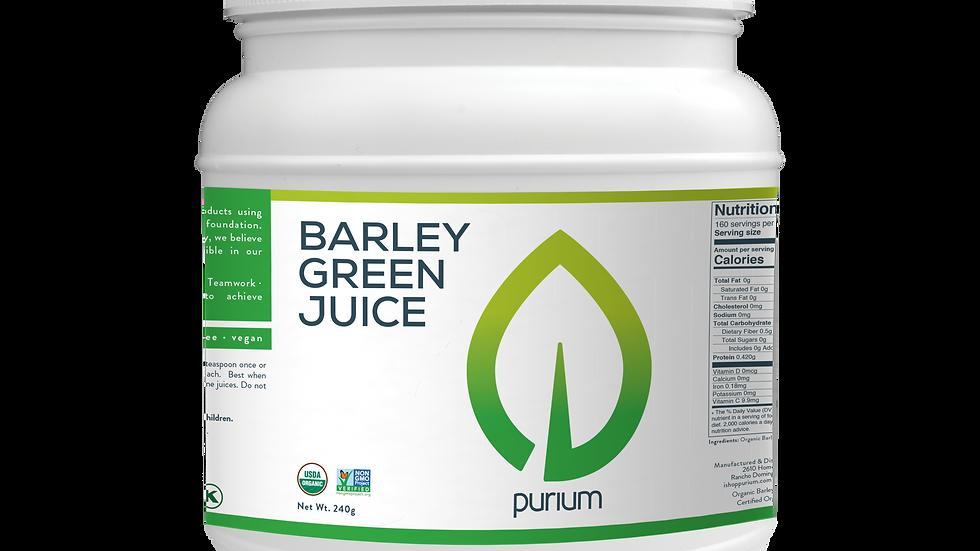 Purium Barley Green Juice