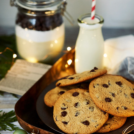 Check Out This Cookie-in-a-Jar Recipe (A-Mazing!)