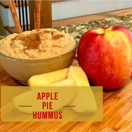 Apple Pie Hummus