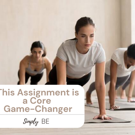 This Assignment Is a Core Game-Changer!
