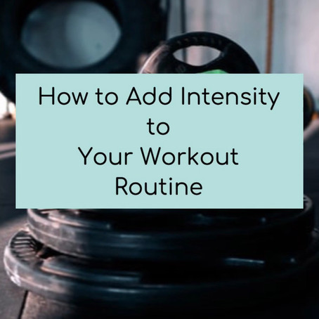 Higher Intensity Workouts to Save Time Over the Holiday Season