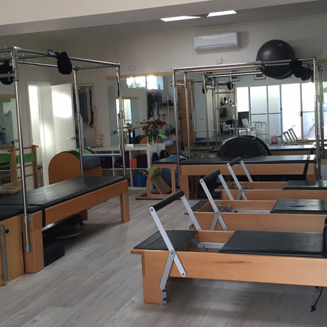 Physiomoves has all the Pilates equipment you need for a great session, whether it be for rehab, fitness or fun.