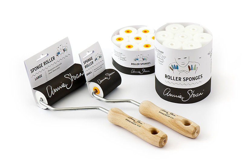 Chalk Paint Rollers & Refills